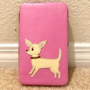 fluff Bags - Fluff chihuahua wallet 🐾